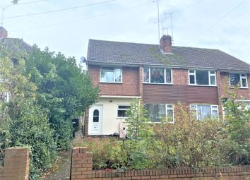 Thumbnail 2 bed maisonette for sale in 116 London Road, Whitley, Coventry