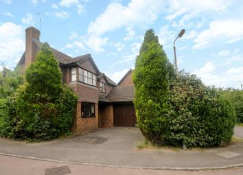 Thumbnail 4 bedroom detached house for sale in Winnersh, Wokingham