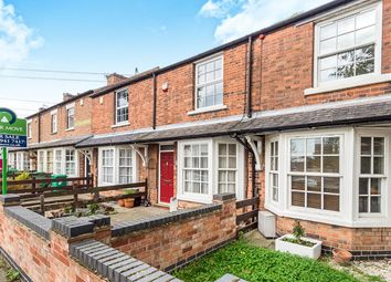 Thumbnail 2 bed terraced house for sale in Prospect Street, Nottingham