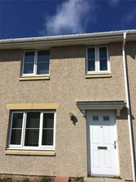 Thumbnail 3 bed terraced house to rent in 19 Doocot Court, Elgin, Moray
