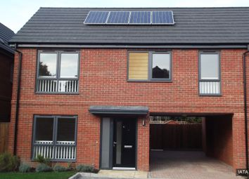 Thumbnail 3 bedroom semi-detached house to rent in Aylesborough Close, Cambridge