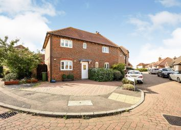 Thumbnail 3 bed semi-detached house for sale in Sharfleet Crescent, Iwade, Sittingbourne