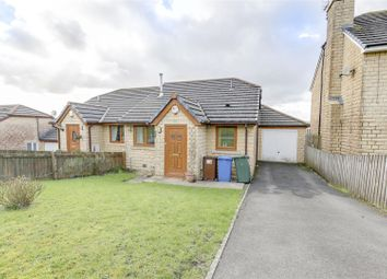 Thumbnail 2 bedroom semi-detached bungalow for sale in Windermere Road, Bacup, Rossendale