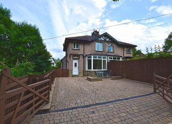 Thumbnail 3 bed semi-detached house to rent in Grange Road, Cliviger, Lancashire
