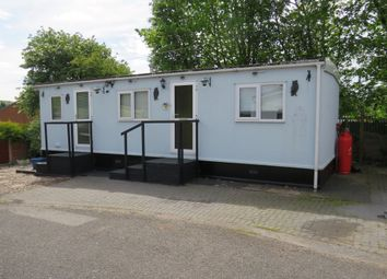 Thumbnail 1 bedroom mobile/park home for sale in The Firs Mobile Home Park, Cannock