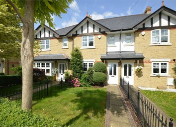 Thumbnail 3 bed terraced house for sale in Annaleigh Place, Rydens Grove, Hersham, Walton-On-Thames