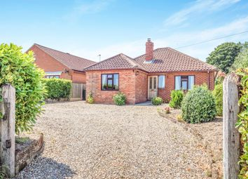 Thumbnail 3 bed detached bungalow for sale in Old Norwich Road, Horsham St. Faith, Norwich