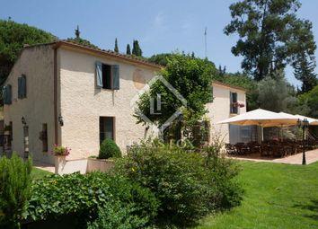 Thumbnail 4 bed villa for sale in Spain, Barcelona North Coast (Maresme), Sant Vicenç De Montalt, Lfs2812