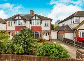 Thumbnail 3 bed semi-detached house for sale in Surbiton, Surrey, .