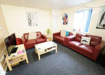Thumbnail 7 bed property to rent in Russell Street, Arboretum, Nottingham