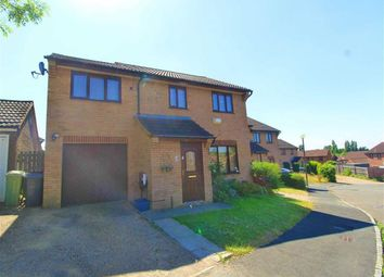 Thumbnail 5 bed detached house for sale in Gisburn Close, Heelands, Milton Keynes