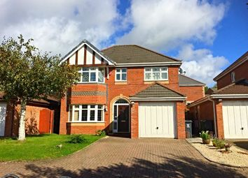 Thumbnail 4 bedroom detached house for sale in Clos Derwen, Penylan, Cardiff