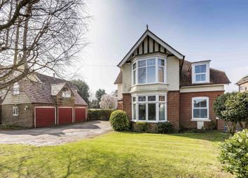 Thumbnail 4 bed detached house for sale in Castle Avenue, Havant