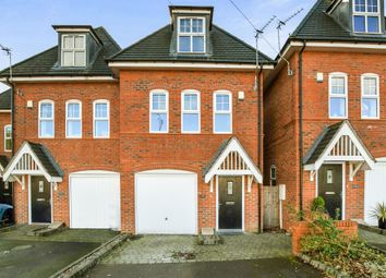 Thumbnail 4 bed semi-detached house for sale in Rectory Road, Sutton Coldfield