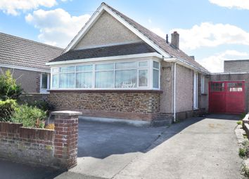 Thumbnail 3 bedroom detached bungalow for sale in Stanborough Road, Plymstock, Plymouth
