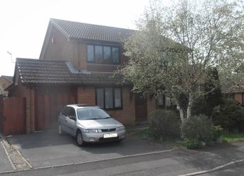Thumbnail 4 bed detached house for sale in Woodlands Drive, Sandford, Wareham