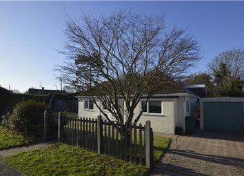 Thumbnail 2 bedroom detached bungalow for sale in Benhams Drive, Horley