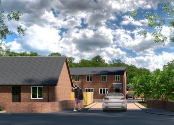 Thumbnail 2 bed town house for sale in Ashley Grove, Spawd Bone Lane, Knottinlgey