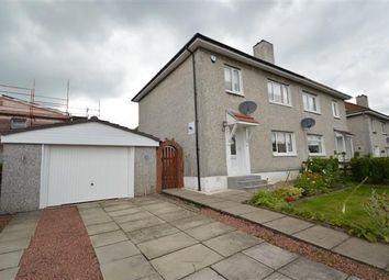 Thumbnail 3 bed semi-detached house for sale in Pentland Road, Chryston, Glasgow