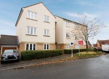 Thumbnail 2 bed flat for sale in Hepburn Crescent, Oxley Park, Milton Keynes, Buckinghamshire