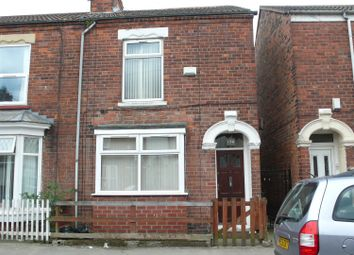 Thumbnail 2 bed detached house to rent in Rosmead Street, Hull