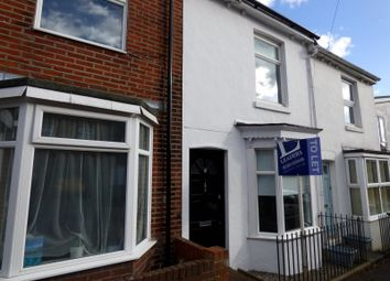 Thumbnail 2 bed terraced house to rent in Cedar Road, Southampton