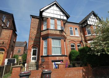 Thumbnail 1 bedroom flat to rent in Grosvenor Road, Whalley Range, Manchester