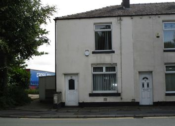 Thumbnail 3 bed end terrace house for sale in Higginshaw Lane, Royton, Oldham