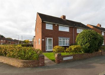 Thumbnail 3 bedroom semi-detached house for sale in Meredith Road, Wednesfield, Wolverhampton, West Midlands