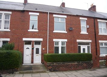 Thumbnail 2 bed flat to rent in Wellington Street, Hebburn