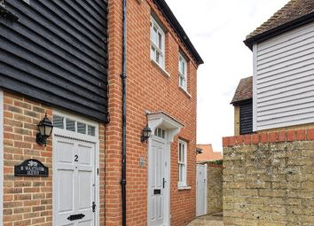 Thumbnail 1 bed cottage to rent in Wantsum Mews, Sandwich, Kent.