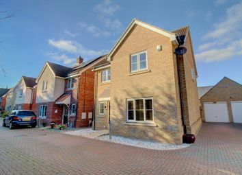 Thumbnail 4 bed detached house for sale in The Spinnaker, St. Lawrence, Southminster