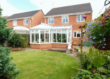 Thumbnail 4 bed detached house for sale in Washington Drive, Meadowcroft Park, Stafford