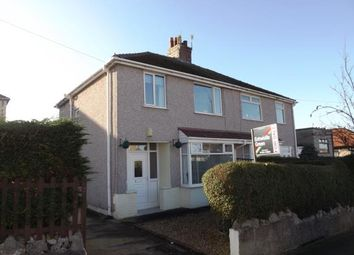 Thumbnail 3 bed semi-detached house for sale in Hestham Avenue, Morecambe, Lancashire, United Kingdom