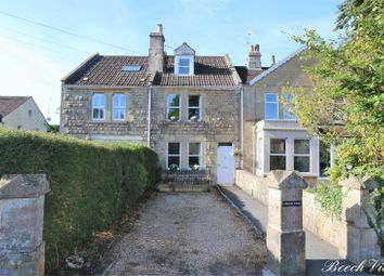 Thumbnail 4 bed town house for sale in Beech View, Bath