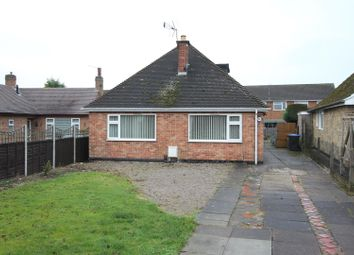 Thumbnail 3 bed detached bungalow for sale in Middlefield Lane, Hinckley