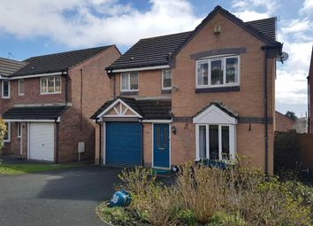 Thumbnail 4 bed detached house for sale in Gelyn Y Cler, Pencoedtre Village, Barry
