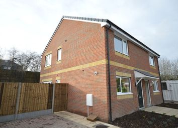 Thumbnail 2 bed semi-detached house for sale in Fernhill Lane, Gobowen, Oswestry