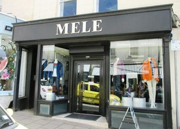 Thumbnail Retail premises for sale in The Mall, Clifton, Bristol