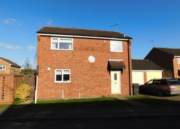 Thumbnail 3 bedroom detached house for sale in Kipling Way, Stowmarket