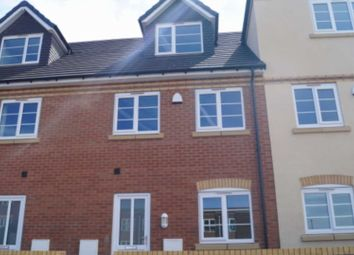Thumbnail 4 bed town house to rent in Horseley Heath, Great Bridge, Tipton