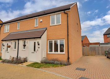 St Cross Road, Basingstoke RG24. 3 bed semi-detached house for sale