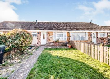 Thumbnail 1 bed terraced bungalow for sale in Lewin Close, Lancing