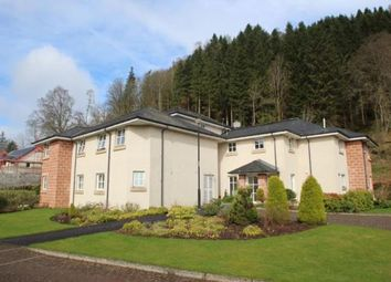 Thumbnail 3 bed flat for sale in Tulipan Court, Callander, Stirlingshire