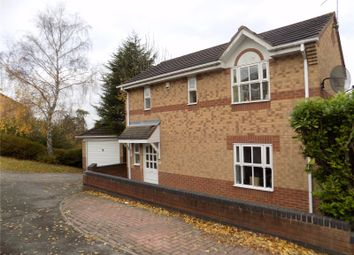 Thumbnail 3 bed detached house for sale in Brockhall Rise, Heanor, Derbyshire
