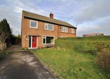 Thumbnail 3 bed semi-detached house for sale in Oaklands Crescent, Camblesforth, Selby
