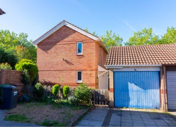 Thumbnail 3 bed detached house for sale in Merelade Grove, Werrington, Peterborough