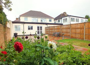 Thumbnail 4 bed semi-detached house for sale in Craven Close, Hayes, Middlesex