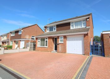 Thumbnail 4 bed detached house for sale in Lytchett Way, Poole