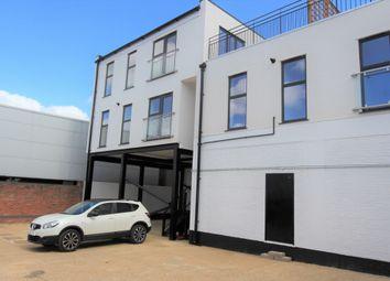 Thumbnail 1 bedroom flat to rent in Shenley Road, Borehamwood
